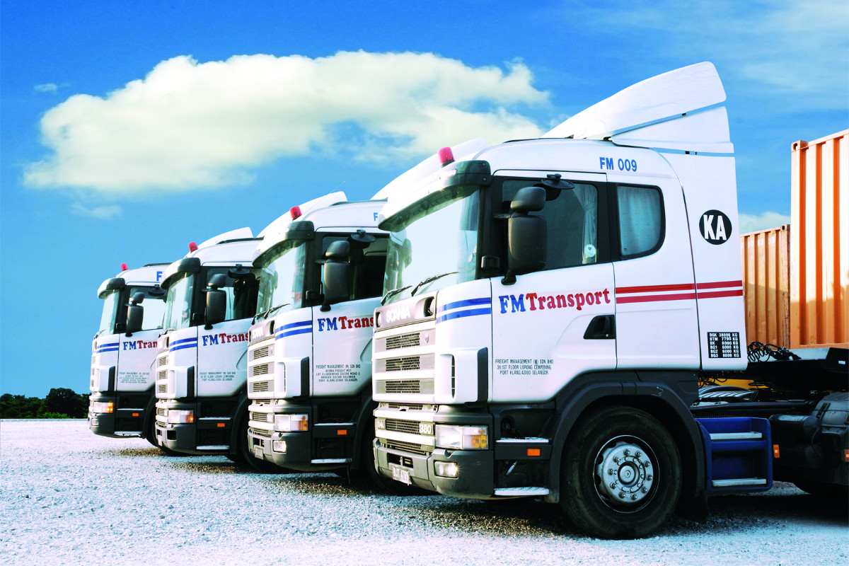 Haulage and Land Transportation Services
