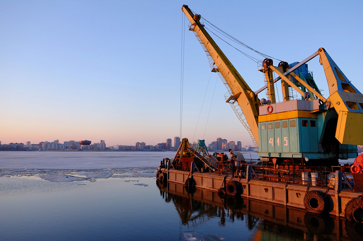Tug and Barge Services
